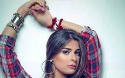 """بالفيديو-  رانيا منصور في جلسة تصوير """"فلامنكو"""""""