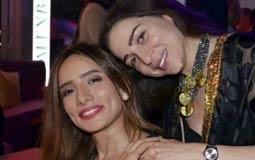 مي عز الدين لزينة بعد طلاقها من أحمد عز: ربنا يعوضك