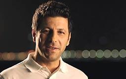 """بالفيديو- إياد نصار يبدأ تصوير فيلم """"رأس السنة"""""""