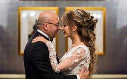 صورة- الظهور الأول لجنات مع زوجها بعد حفل الزفاف