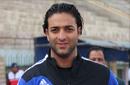 """بالفيديو: أحمد حسام """"ميدو"""" يتحدى عمرو دياب في """"تحدي الثلج"""""""