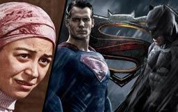 Batman v Superman يتفوق على منة شلبي في السينما المصرية