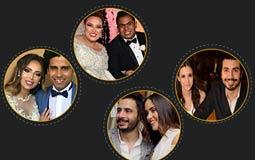 """بالصور- هكذا احتفل نجوم """"مسرح مصر"""" بعيد الحب لأول مرة"""