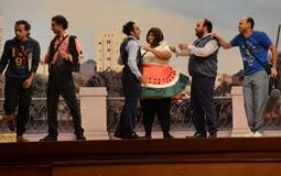 """صورة لفرقة """"مسرح مصر"""""""