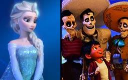 فيلم Frozen يثير غضب جمهور Coco لهذا السبب