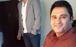 """أكرم حسني يوقع على حملة """"علشان تبنيها"""" لترشيح السيسي لفترة ثانية"""