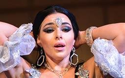 """بالفيديو- آلا كوشنير ترقص على """"مافيا"""""""