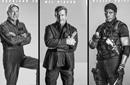 بالصور والفيديو: فورد وجيبسون وسنايبس ينضمون إلى عصبة The Expendables في جزئه الثالث