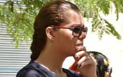 بالصور- تشييع جثمان ميرنا المهندس وسط دموع أصدقائها
