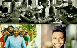 وسط البلد وأحمد جمال وكراكيب فى حفل غنائي واحد لمدة يومين