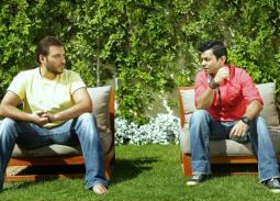 صورة- فهد ينشر صورة من تحضيرات ألبوم محمد محيي