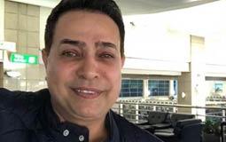 صورة- حكيم يتجه إلى دبي استعداد لحفل القرية العالمية