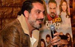 """احتفل ابطال فيلم """" نص جوازه """" بحضور ابطال العرض"""