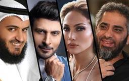 """#سباق_الأغاني.. الأغاني الأكثر شهرة على """"YouTube السعودية"""" في نهاية الأسبوع الـ 20 من عام ٢٠١٦"""
