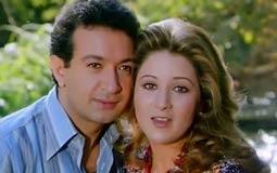 """نور الشريف وبوسي.. هكذا تولدت """"كيمياء الحب"""" بين واحد من أشهر """"ثنائيات"""" الفن العربي"""