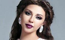 """رزقت المطربة اللبنانية ميريام فارس في فبراير الماضي بأول أبنائها والذي أطلقت عليه اسم""""جايدان""""."""
