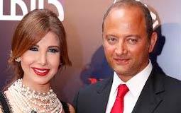 صورة- هكذا هنأت نانسي عجرم زوجها فادي الهاشم بعيد ميلاده