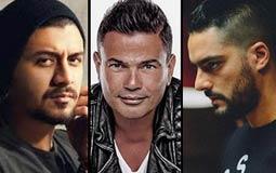 """#سباق_الأغاني.. الأغاني الأكثر شهرة على """"YouTube مصر"""" في نهاية الأسبوع الـ 17 من ٢٠١٦"""