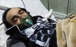 نقل نادر أبو الليف إلى مستشفى سهلة بالإسكندرية بعد تحسن صحته