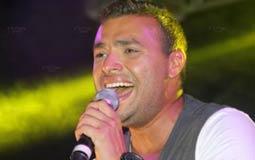 صورة: رامي صبري يبدأ تحضير ألبومه الجديد من ستوديو طارق مدكور