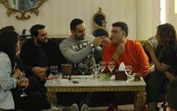 عمر السعيد وتامر حبيب