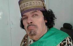 """خاص- علاء مرسي يكشف لـ """"في الفن"""": لهذا السبب تنكرت في شخصية القذافي وجاكسون"""