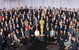 صورة جماعية لكل مرشحو جوائز حفل الأوسكار 2016 في حفل الغذاء