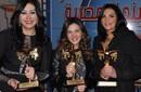 """بالصور: """"إكس لارج"""" يكتسح أوسكار السينما المصرية"""