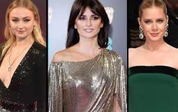 """اختر الممثلة صاحبة أفضل فستان في حفل جوائز الـ """"بافتا"""""""