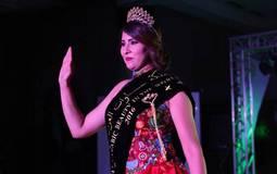 نجلاء العمراني فازت بلقب الملكة