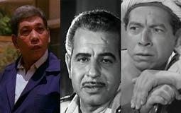 أشهر ممثلي الأدوار الصغيرة في السينما المصرية