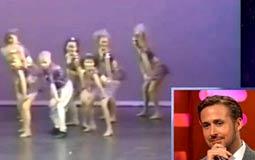 بالفيديو- هل أعجبك رقص ريان جوسلينج في La La Land؟ انتظر حتى تشاهد رقصه في طفولته