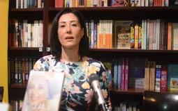 """حوار """"في الفن""""- جورجيت سافيدس تكشف عن سبب مشاركتها بمسلسل """"30 يوم"""".. وترشح هذه الممثلة لتقديم شخصيتها من كتابها """"رحلتي"""""""