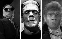 """صورة- توم كروز وراسل كرو وجوني ديب وخافيير بارديم يحيون """"أساطير الرعب"""" بأفلام جديدة"""