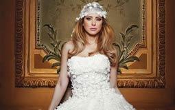 بالصور- إطلالة العروس اختيار الفنانات في جلسات التصوير مؤخرا