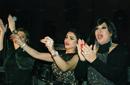 فيفي عبد تشجع روجينا على الرقص