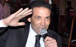 هل يستعطف سعد الصغير جمهوره بإعلان مرضه بعد أزمته مع الراقصة شمس؟