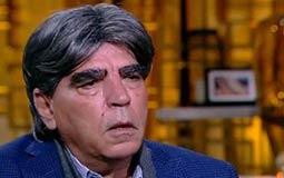 """ظهر محمود الجندي بلوك جديد ومختلف خلال حلوله ضيفا على برنامج """"مساء dmc"""" من تقديم أسامة كمال"""