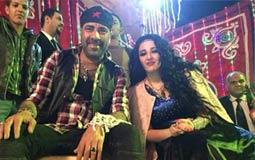 """بالفيديو- صافينار ترقص لمحمد سعد في أغنية """"حياتي متبهدلة"""" رغم تأييد حبسها"""