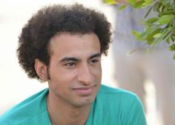 """بالفيديو والصور- هكذا احتفل أبطال """"مسرح مصر"""" بعيد ميلاد علي ربيع"""