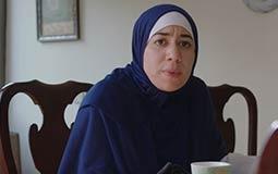 بالصور- عقد قران الممثلة فدوى عابد