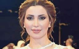إطلالة نسرين طافش في ختام مهرجان دبي السينمائي