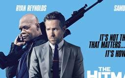 آراء النقاد في The Hitman's Bodyguard- فيلم كسول ولكن هذا ما يميزه