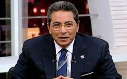 الإعلامي محمود سعد أهلاوي