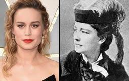 بري لارسون تجسّد دور أول سيدة تترشّح لمنصب رئيس بالولايات المتحدة