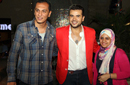 ٍسامو زين مع قراء FilFan.com خلود وأحمد ممدوح