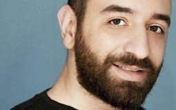 صورة - عمرو سلامة تعليقا على وضع صورة شريهان بمنزله : أنا مجنون شريهان