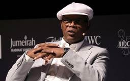 صامويل جاكسون في دبي السينمائي: السينما أنقذتني من الإدمان