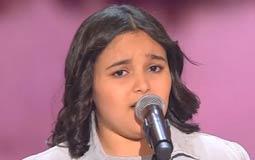 ۳ أزمات واجهت أشرقت أحمد خلال رحلتها في The Voice Kids