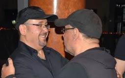 هشام عباس وعلاء عبد الخالق